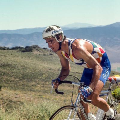 Scott Molina at 1984 World's Toughest